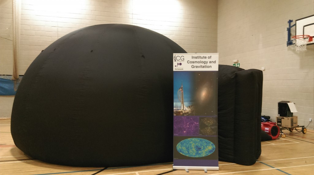 The Portsmouth Astrodome at Charter Academy