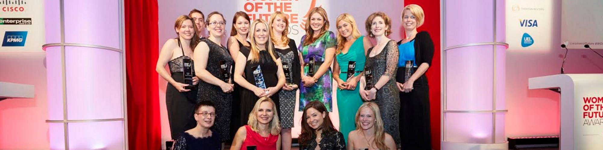 ICG Astronomer wins Women of the Future award 2014