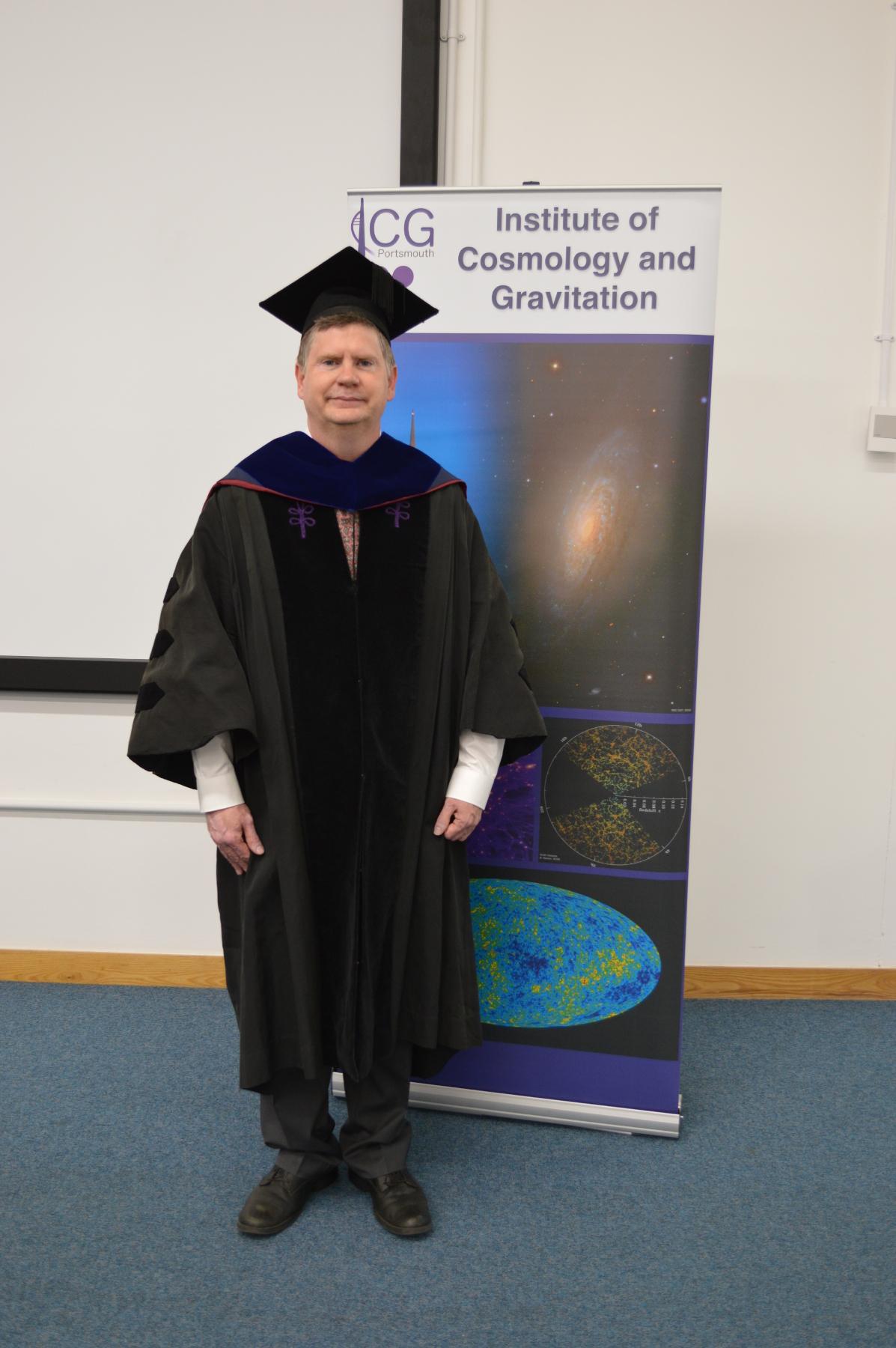 Professor Rob Crittenden