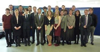 Applied Physics undergraduates