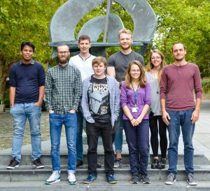 ICG First Year PhD Students 2019