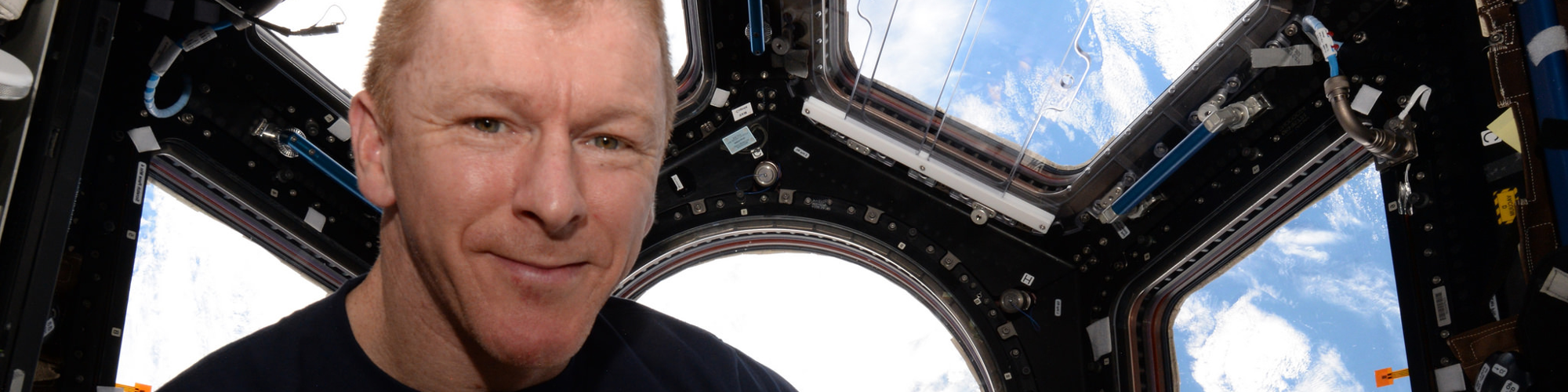 ESA astronaut Tim to talk to Portsmouth public at event hosted by ICG