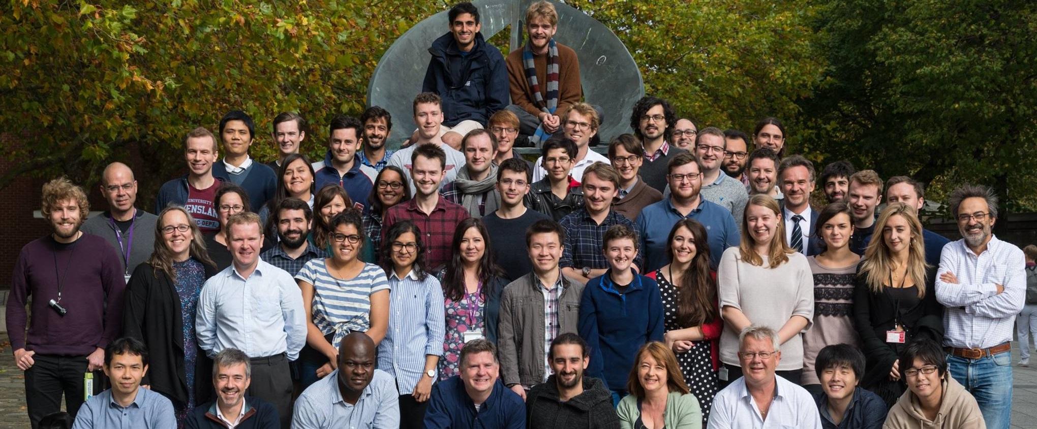 Fellowships at the ICG